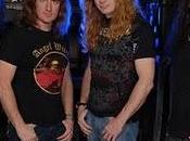 Megadeth Visitano sottomarino americano (foto)