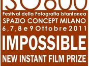 Impossible instant film prize