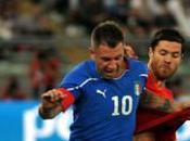 """Italia-Spagna 2-1, Prandelli: """"...abbiamo mostrato personalità coraggio.....!""""."""