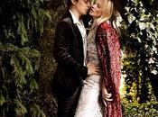 Servizio Fotografico Matrimonio Kate Moss dalle Pagine Vogue America