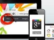 Google+ aggiorna alla versione 1.0.2