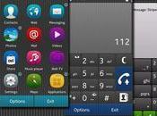Symbian Temi Theme Stripped Series temi smartphone Nokia S60v5, Anna