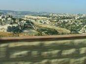 viaggio Giordania, quinto giorno, passaggio Israele, Gerusalemme