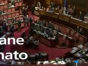 Tg4, Emilio Fede tarocca servizio Senato