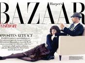 Cover Girl/ Cindy Crawford Harper's Bazaar
