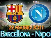 Streaming Barcellona-Napoli