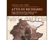 """Recensione libro """"Atto richiamo"""" Adriano Fabro GreenFVG"""