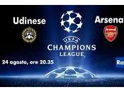 Champions League. L'Udinese sogna l'impresa