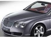Bentley Continental Salone Francoforte