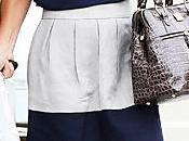FASHION ICON Pippa Middleton color block look