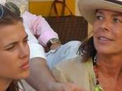 Charlotte Casiraghi madre avvistate Capri.