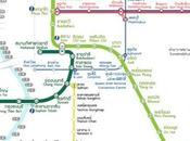 Muoversi Bangkok...Mappa Integrata Mezzi Trasporto