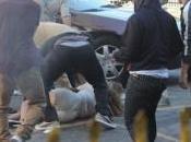 Jennifer Lopez cade durante video 'Papi'