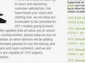 bootloader stato reso sbloccabile anche nella versione europea dispositivo