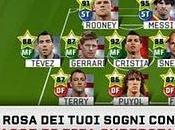 FIFA Superstars, crea squadra sogni.