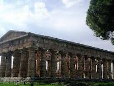 """Poseidonia Paestum tempio Nettuno"""""""