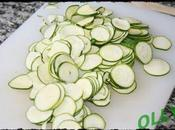 Tagliatelle zucchine philadelphia