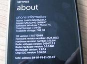 Samsung Omnia Windows Phone Mango ufficiale (ufficiosa) Video, Download