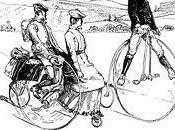 Inseguendo quei eccentrici velocipede