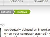 Come recuperare file cancellati usando Recuva