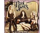 Classifica Usa:The Game primo posto.Focus sulle country girls Pistol Annies(n.5)