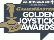 Golden Joystick Awards 2011, aperte votazioni, premiazione ottobre