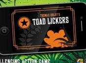 Video brani esclusivi Thomas Dolby Toad Lickers iPhone, iPod Touch iPad