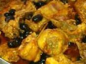 Toscana: Coniglio alla cacciatora olive nere della Franca