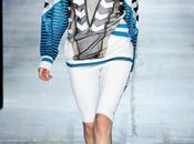 York Fashion Week Primavera 2012: Blue Black