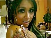Snooki fatta nuovo tattoo