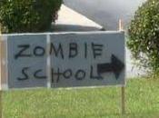 Walking Dead, scuola Zombie