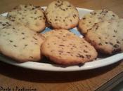 Cookies americani gocce cioccolato