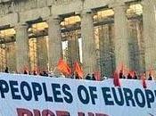Grecia, eventi istigazione alla rivolta popolare europa