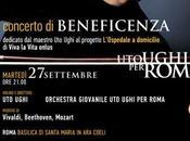 Ughi Viva Vita onlus, settembre Roma