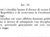 Articolo disciplina onore cariche pubbliche: Berlusconi sulla ABC…
