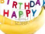 Buon compleanno BananaeCioccolato!