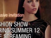 Alberta Ferretti Spring/Summer 2012 Fashion Show mercoledì settembre,