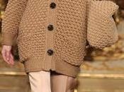 Moda maglia: nuovi progetti l'autunno