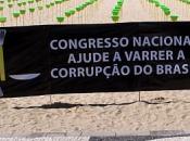 Brasile spazza corruzione