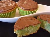 Muffin menta nutella