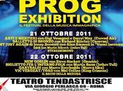 Prog Exhibition 2011: torna festival della musica immaginifica!