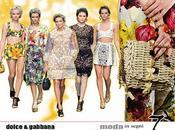pagelle: DOLCE GABBANA SPRING SUMMER 2012