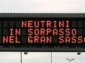 Neutrini sorpasso gran sasso