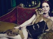 Julianne Moore Bulgari Fall Winter 2010/11 Photos Preview