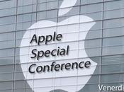 Segui conferenza STRAORDINARIA Apple iPaple