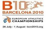 Campionati Europei Atletica Leggera Barcellona 2010 Tutti azzurri gara
