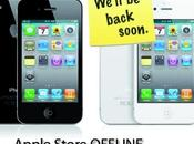 Apple Store OFFLINE: arrivo preordini iPhone
