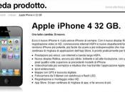 iPhone (32GB) disponibile Italia: offerte ricaricabile abbonamento