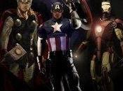 Team-up delle meraviglie supereroi cinematografici