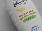 INCI post&analisi;: Johnson's body care Natura morbida bagnoschiuma rilassante
